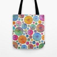 Coctail Umbrellas - Summer Memories Tote Bag