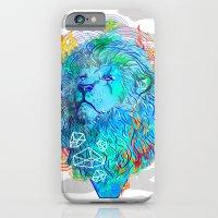 Fire Lion iPhone 6 Slim Case