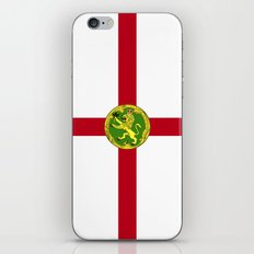 Alderney Flag iPhone & iPod Skin