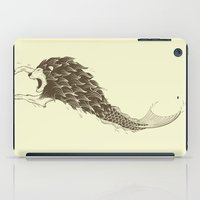 Merlion iPad Case
