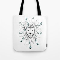 Poetic King Tote Bag