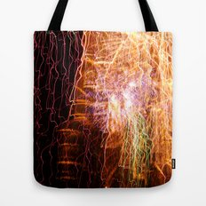 Waterfall of light Tote Bag
