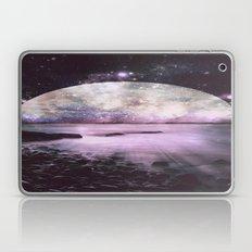 Mystic Lake Lavender Laptop & iPad Skin