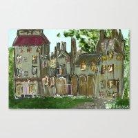 Fonthill Castle  Canvas Print