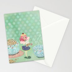 Tea Time Stationery Cards