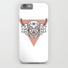 candy skull iPhone 6 Slim Case