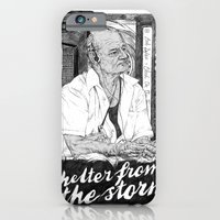 Shelter from the storm iPhone 6 Slim Case