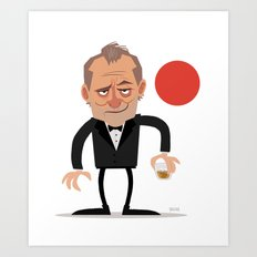 Suntory Time Art Print
