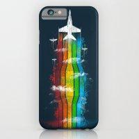Colored Flight iPhone 6 Slim Case