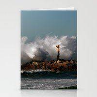 Blast Wave Stationery Cards