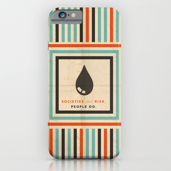 risk iPhone & iPod Case