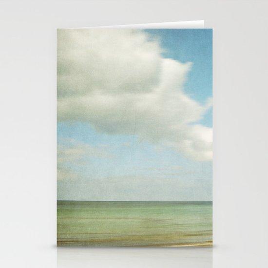 sea square IV Stationery Card
