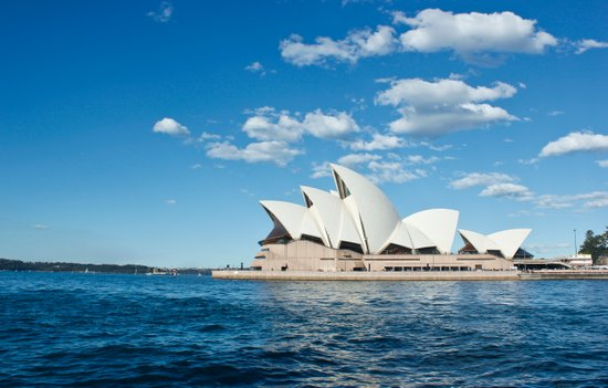 Opera House Canvas Print