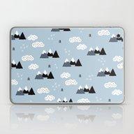 Cool Winter Wonderland S… Laptop & iPad Skin