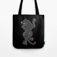 PP (Panther Power) Tote Bag