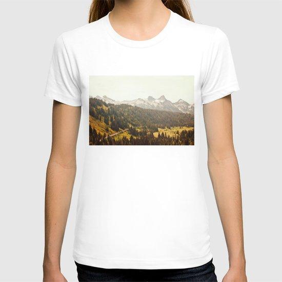 Road through the Mountains T-shirt