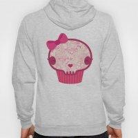 Cupcake Skull Hoody