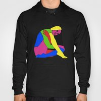 Boxed Gymnast Hoody