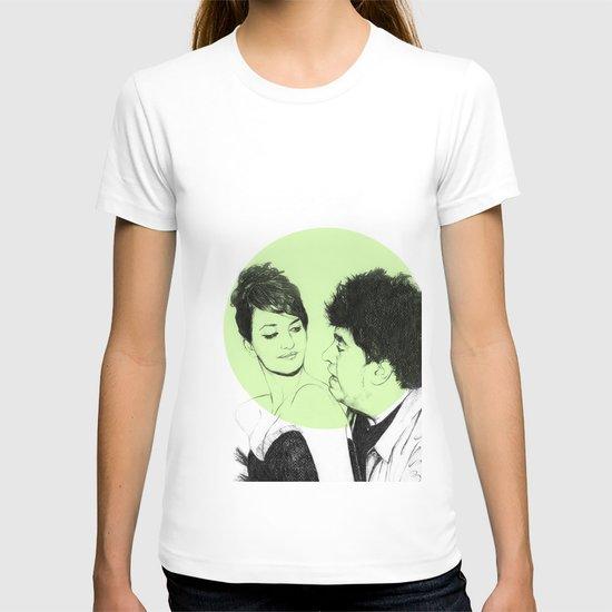 Pedro Almodovar and Penelope Cruz T-shirt