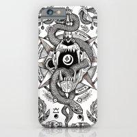 Ad Mortumn iPhone 6 Slim Case