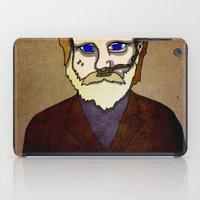 Prophets of Fiction - Frank Herbert /Dune iPad Case