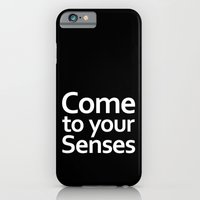 iPhone & iPod Case featuring Come to your senses by Christina Kouli | ilprogetto