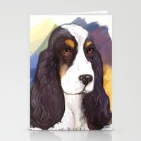 Cocker Stationery Cards