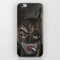 Gotham Vixen iPhone & iPod Skin