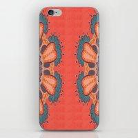 Stars On The Half Shell … iPhone & iPod Skin
