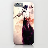 iPhone & iPod Case featuring Concerto by Sarah Bochaton