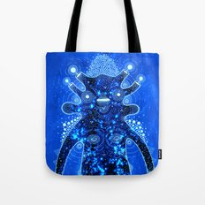 inner galaxy Tote Bag