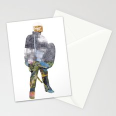 Defender Stationery Cards