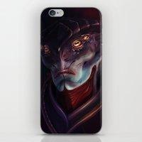 Mass Effect: Javik iPhone & iPod Skin
