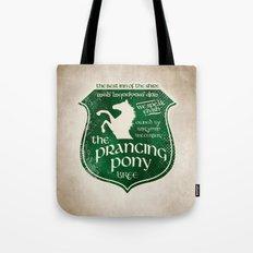 The Prancing Pony Sigil Tote Bag