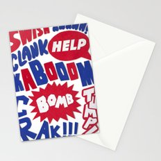 Superpop Stationery Cards