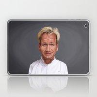 Celebrity Sunday ~ Gordon Ramsey Laptop & iPad Skin