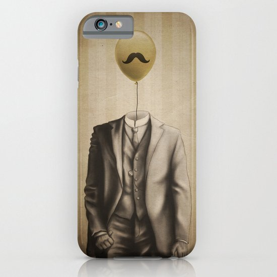 Mr. Whiskers iPhone & iPod Case