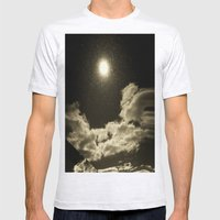 Signs In The Sky Collect… Mens Fitted Tee Ash Grey SMALL
