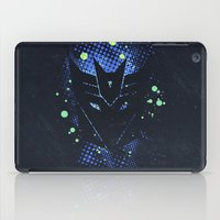 Grunge Transformers: Decepticons iPad Case