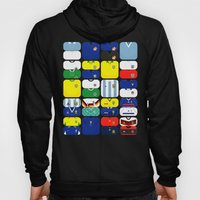 World In Motion III Hoody