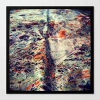 OS  Canvas Print