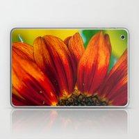Red Sunflower Laptop & iPad Skin