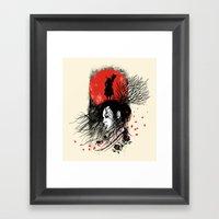 Renai Framed Art Print