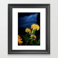 Hidden Light Framed Art Print