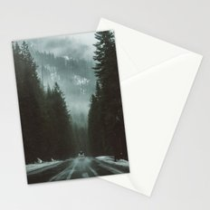 Wanderlust Is In My Blood Stationery Cards
