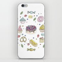 Sweet Cake iPhone & iPod Skin