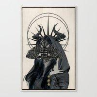Occult III Canvas Print