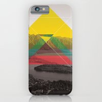 iPhone & iPod Case featuring Sojourn series - Queenstown by Lina Belinda