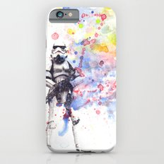 Storm Trooper from Star Wars iPhone 6 Slim Case