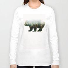 Colorado Forest Bear Long Sleeve T-shirt